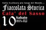 Fiaccolata storica della Calà del Sasso con spettacolo pirotecnico - Sasso di Asiago, 10 agosto 2019