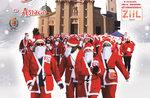Das Rennen der Weihnachtsbabys - Walk/Charity Run in Asiago - 15. Dezember 2019