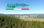 Das MARCESINA ENEGO Marcesina Enego-laufen-Rennen am 16. Juli-