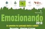 EMOZIONANDO 2018 in occasione della Marcia Mittelwalt a Mezzaselva di Roana - 30 giugno e 1 luglio 2018