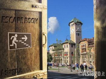 Escape room asiago