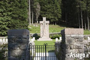 cimitero barenthal asiago