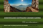 Großen Krieg 100-jähriges Jubiläum Treschè Conca, Asiago Hochebene