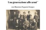"""""""Asiago 1915-1918-eine Generation zu den Waffen"""" - Treffen mit Massimo Paganin Gnogno - 24. August 2018"""