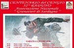 """32° Raduno Nazionale dei """"Granatieri di Sardegna"""", Asiago, 4. und 5. Juni 2016"""