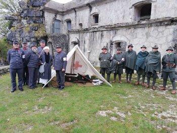 rievocazione storica al forte corbin