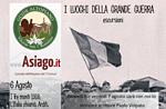 Tre Monti 1918: Letteratura Guidata con le Guide Altopiano 6 agosto 2015
