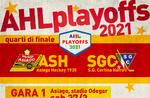 Match Migross Supermarkets Asiago Hockey vs S.G. Cortina Hafro - AHL 2020/2021 - 6 April 2021
