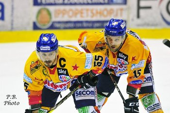amichevole asiago hockey