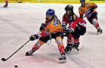 Asiago Hockey vs. SSI Sterzing 1935 w., Eishockey WM 2015/2016