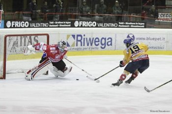 Asiago Hockey 1935 vs HC Gherdeina