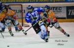 SERIE A hockey su ghiaccio ASIAGO - CORTINA Stadio Asiago 15 gennaio 2015