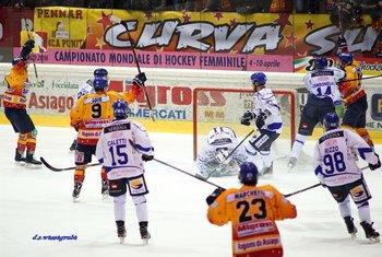 Asiago hockey vs cortina foto david wassabruba