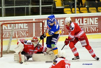 Asiago hockey vs Ec Kac II - Foto di David S. Wassagruba