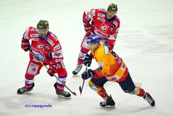 Asiago hockey vs HC Gherdenia - Foto di David S. Wassagruba