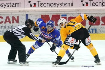Asiago Hockey vs Pusteral Wolfe - Foto di D. Wassagruba