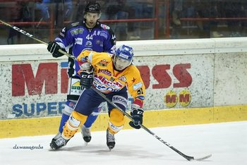 Asiago Hockey vs Sterzing Broncos - Foto di D. Wassagruba