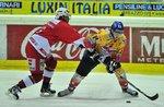 Eishockey-Freundschaftsspiel zwischen Migross Supermarkets Asiago Hockey und HC Bozen - 19. September 2020