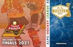 Spiel Migross Supermarkets Asiago Hockey vs HK SZ Olimpija Ljubljana - Final AHL 2020/2021 - 26 April 2021