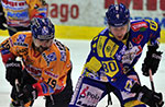 Asiago Hockey vs. SSI Vipiteno, Eishockey WM 2015/2016
