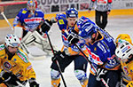 Hockey ghiaccio: Asiago Hockey vs Red Bull Hockey Juniors, AHL 2016-2017, 19 ottobre