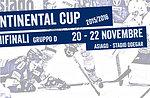 Continental Cup 2015/2016 ad Asiago, semifinale di hochey sul ghiaccio