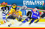 Eis-Hockey Championship Final Four in Asiago-10 und 11. Februar 2018