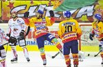 Partita Migross Supermercati Asiago Hockey vs HDD SIJ Acroni Jesenice - AHL 2017-2018 - 24 gennaio 2018
