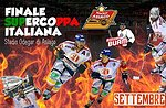 Italienischer Supercupsieger Asiago Eishockey vs. Rittner Buam 17. September 2015