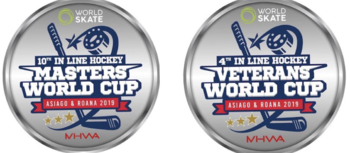Master and veterans hockey inline cup 2019