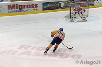 Partita Hockey Asiago