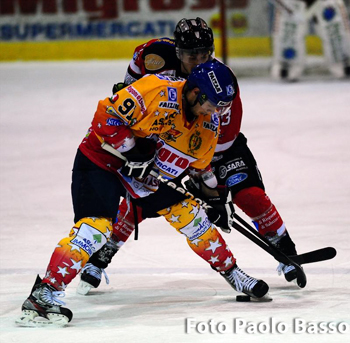 Asiago Hockey vs Val Pellice Finale Playoff Gara 4 2013