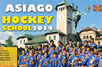 Presentazione ASIAGO HOCKEY SCHOOL 2014 (U15), 3 agosto 2014 Asiago