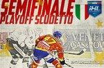 Gara 2 semifinali Scudetto Serie A IHL tra Asiago Hockey 1935 e Rittner Buam - 23 gennaio 2020
