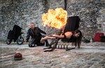 FAKIR SHOW - Spettacolo con il fuoco a Roana - 9 agosto 2020