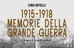 """Präsentationsbuch """"1915-1918 Erinnerungen an den Großen Krieg"""" mit Luigi Cortelletti - Trescha Conca - 21. August 2019"""
