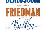 """Apéritif Buchpräsentation mit dem Autor, """"Berlusconi weist Friedman"""""""