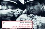 """Presentazione del libro """"Cento anni di Grande Guerra"""" al Cinema Teatro di Cesuna - 27 aprile 2018"""