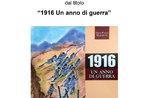 """Presentazione del libro """"1916 Un anno di guerra"""" di Gianpaolo Marchetti ad Asiago - 12 agosto 2017"""