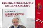 Präsentation-Paper MARIO RIGONI STERN von g. Mendicino, Asiago, 19. Juni 2016