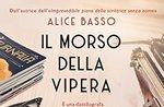 "ALICE BASSO präsentiert das Buch ""THE VIPERA MORSO"" in Asiago - 26. August 2020"