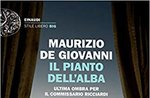 "Vorstellung des Buches ""THE ALBA PLAN"" von Maurizio De Giovanni in Asiago - 31. August 2019"