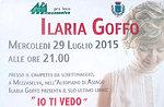 """Presentazione """"Io ti vedo-nel buio della precarietà"""" di Ilaria Goffo, Mezzaselva"""