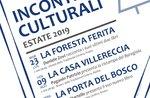 """Presentazione del libro """"La porta del bosco"""" di Paola Martello a Roana - 20 agosto 2019"""