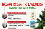 CONSINS WITH THE ALBERO 2019-2020 - Literaturkritik der Bibliothek am Point of Asiago