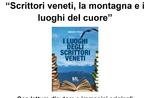 """Präsentation des Buches """"die Orte Venezianer Schriftsteller"""" von Sergio am 20. Juli 2018 in Asiago-Kühlschrank"""
