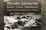 """Vorstellung des Buches """"Mount Lemerle"""" in Cesuna di Roana - Dienstag, 20. August 2019"""