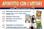 Aperitif mit Autor bei Asiago, Bücher und Autoren mit den Giunti al Punto