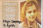 Adele Pergher Refugee, Buchpräsentation an der Schutzhütte Campolongo, Plateau