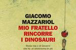 """Presentazione libro """"Mio fratello rincorre i dinosauri"""" di Giacomo Mazzariol"""